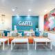 Salle de pause de l'école de graphisme Garti basée à Neuilly sur Seine