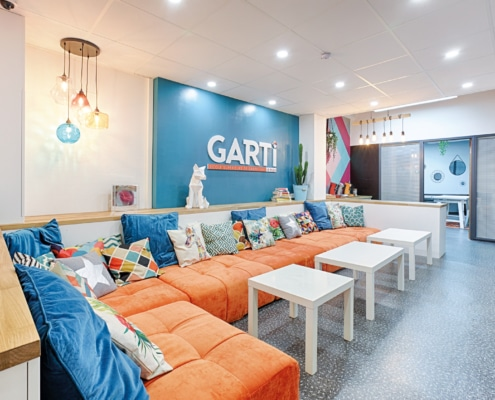 GARTI, école de graphisme à Neuilly